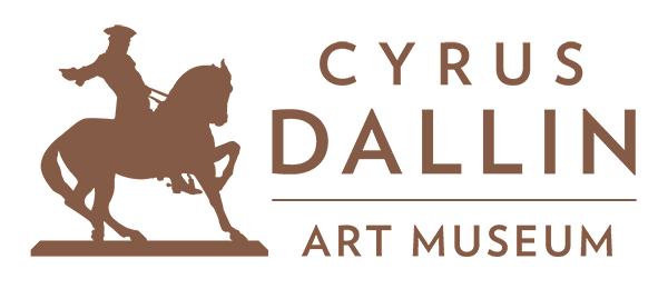 Logo for Cyrus Dallin Art Museum